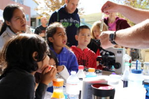 Bay Area Science Festival  CSU East Bay on Sat Oct 26 @ Cal State U. East Bay - Science Bldg, VBT, and lawn