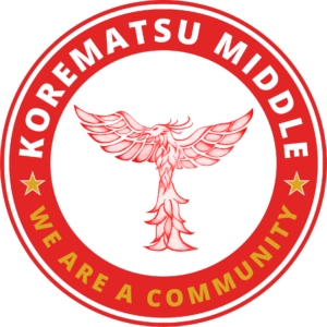 Korematsu Middle School Seal