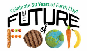 The Future of Food graphic - food and earth