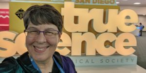 Barbara Belmont is an analytical chemistry faculty at CSU Dominguez Hills