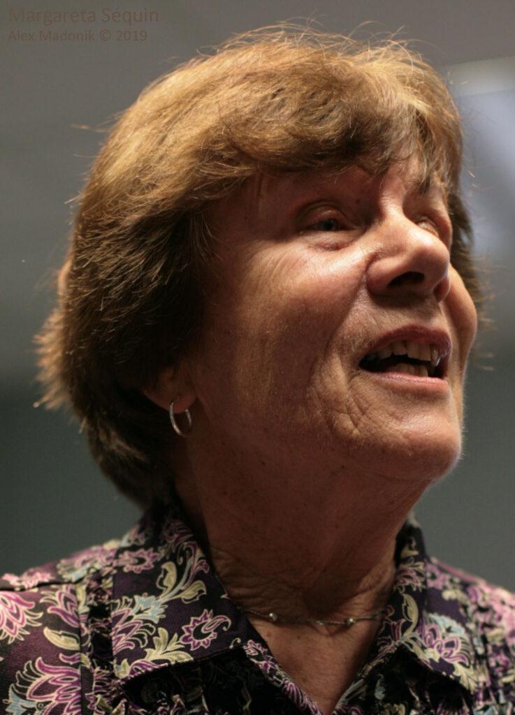 Dr. Margareta Séquin