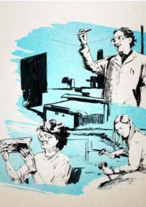 """Picture A Scientist"" Movie Screening @ Online Event"