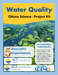 Water Quality Citizen Science Kit