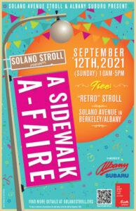 Solano Sidewalk-a-Faire