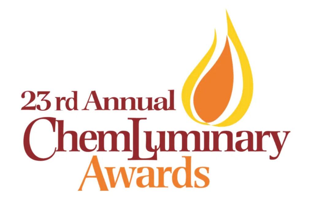 23rd annual chemluminary awards logo